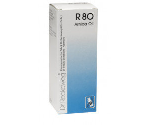 Reckeweg R 80 - Arnica Oil, 100 ml