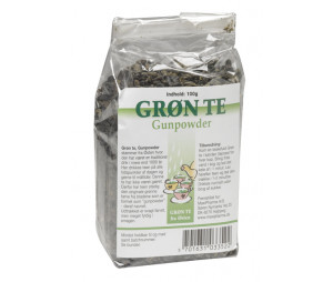 Grøn te Gunpowder